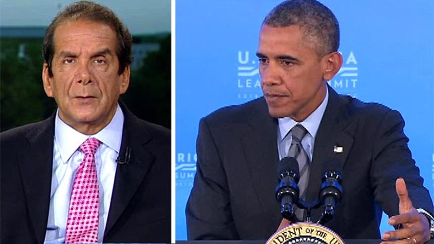 Krauthammer on Obama Foreign Policy