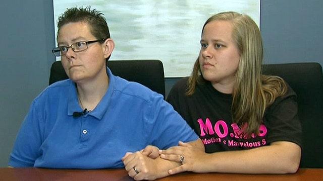 First gay divorce in Minnesota