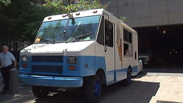NYC ice cream truck drug bust