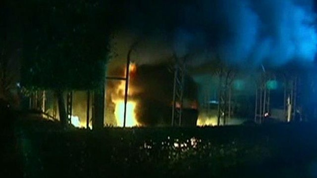 Charges filed in Benghazi attack