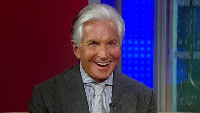 George Hamilton's secret to staying young