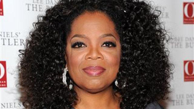 Oprah takes swipe at Fox News