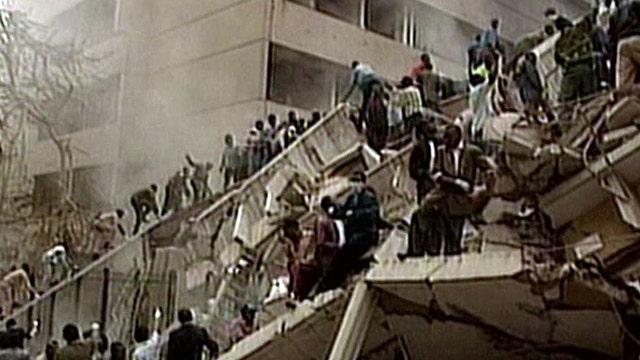 1998 US embassy terror attacks in Kenya, Tanzania killed 224