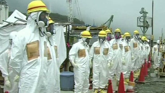 Japanese nuclear plant still leaking contaminated water