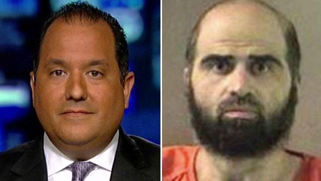 Is Nidal Hasan seeking the death penalty?