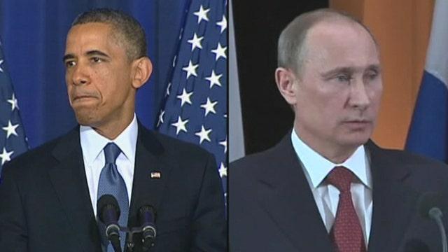 Obama's summit snub is beyond Snowden problem