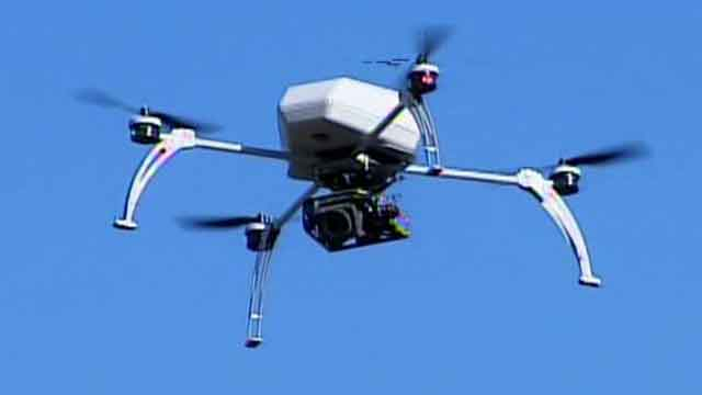 Hunting licenses for drones up for vote in Colorado