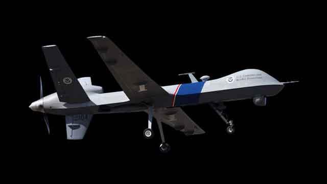 Suspected Al Qaeda militants killed in drone strike