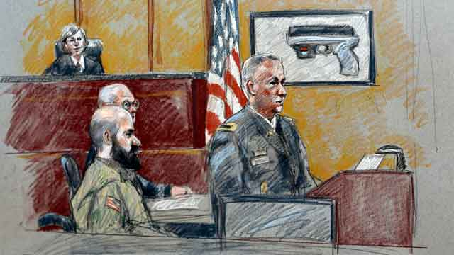 Will Fort Hood shooter get the death penalty?