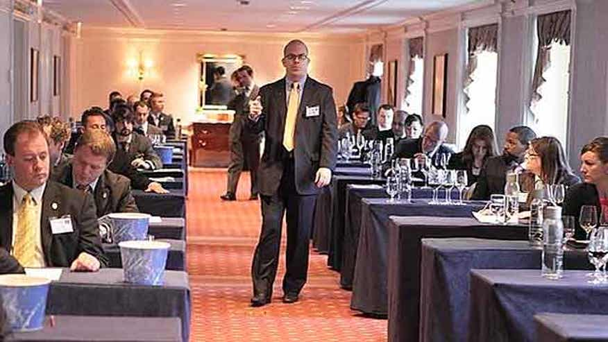Andrew Bell, Co-founder of the American Sommelier, talks about the classes they teach and how more and more people are finding careers in the wine business following this education