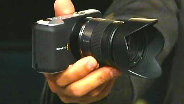 Gadget Demo: Specialty cameras