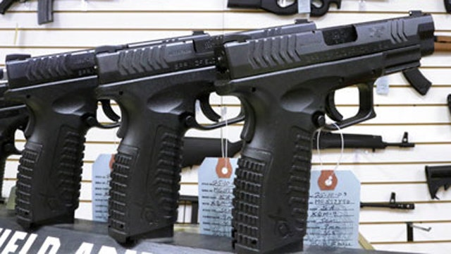 Public housing complex tells resident to get rid of guns