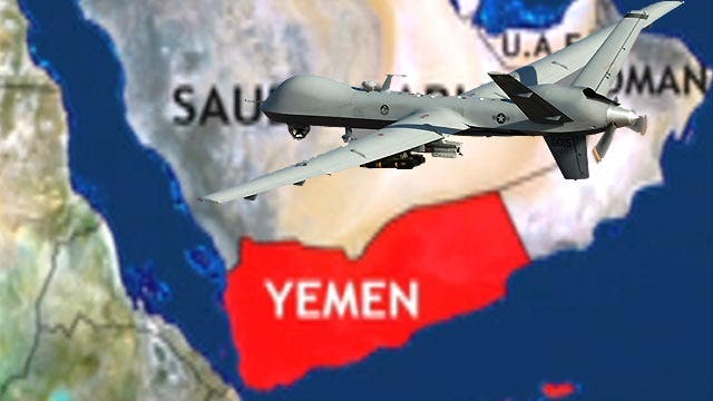 Are we in a 'drone war' with Al Qaeda in Yemen?