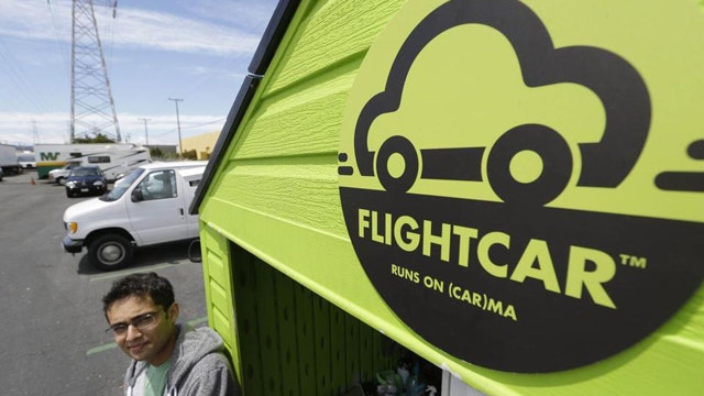 FlightCar is the car-sharing program for frequent fliers