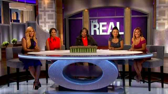 Ladies from 'The Real' say everything is on the table