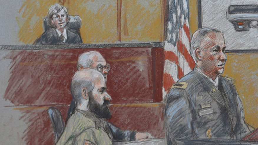 Nidal Hasan back in court after military judge considers 'death wish'