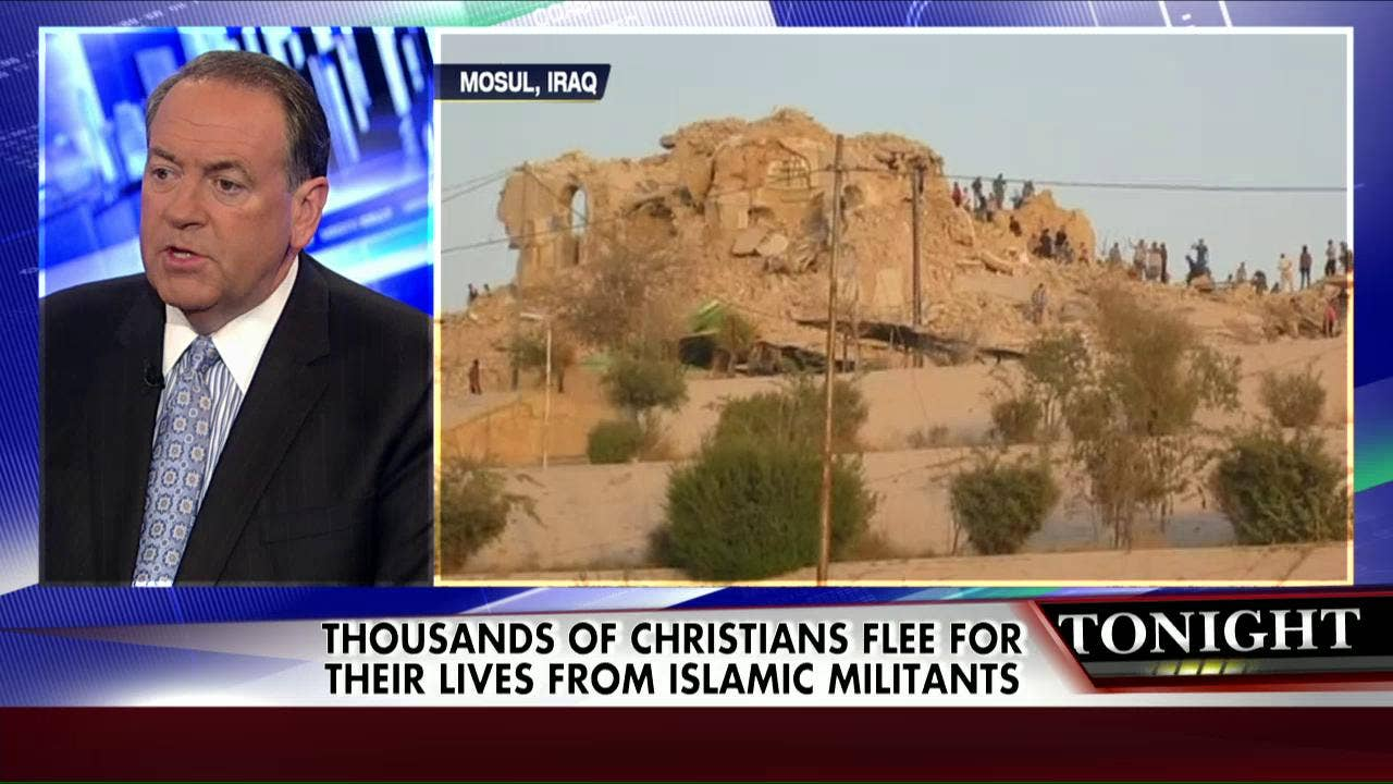 Huckabee: There is a war against Christians and Jews by Radical Islam