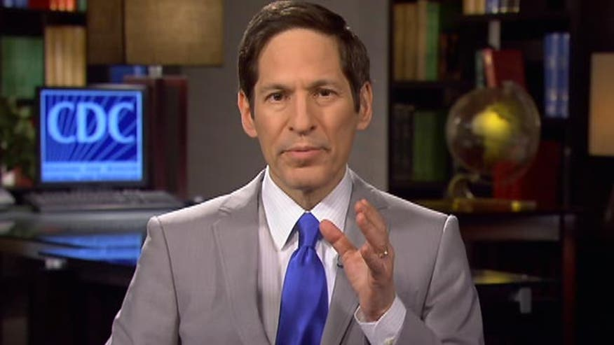 CDC Director Tom Frieden on the strategy to contain the deadly virus