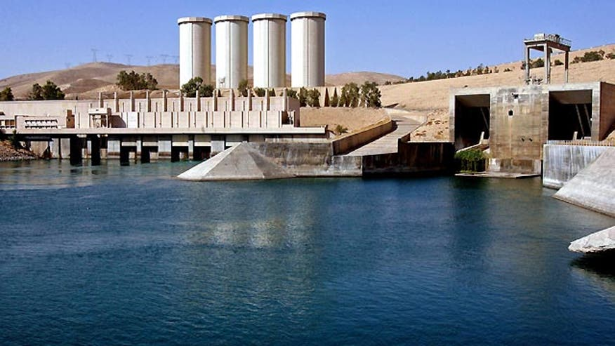 A look at how ISIS gained control of Iraq's largest dam and why it gives them so much leverage