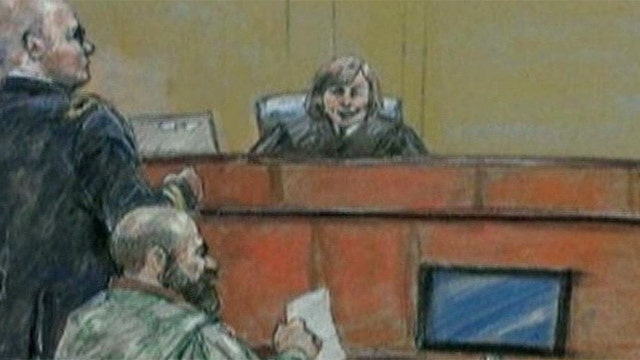 Court-martial of Nidal Hasan continues