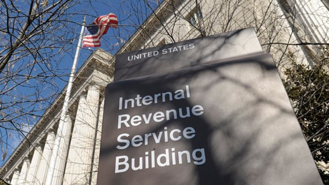 Is the IRS still targeting conservative groups?