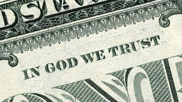 Remember why our money says 'In God We Trust'