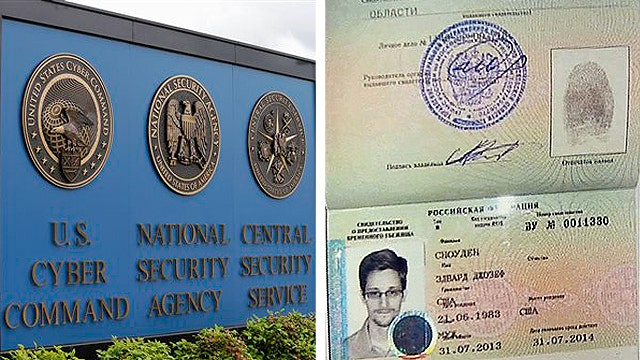 US investigates firm that vetted Edward Snowden