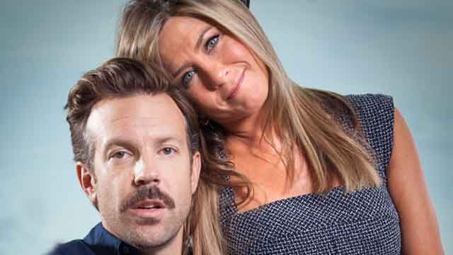 Aniston, Sudeikis reunite for r-rated road trip