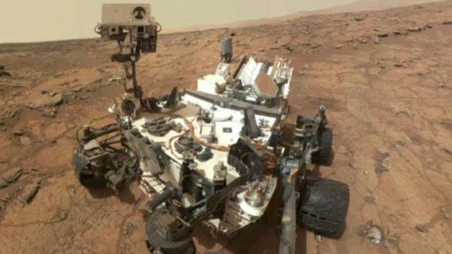 mars rover fox news - photo #15
