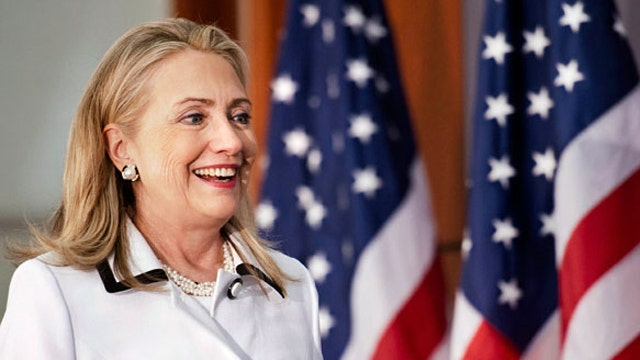 President Hillary Clinton?