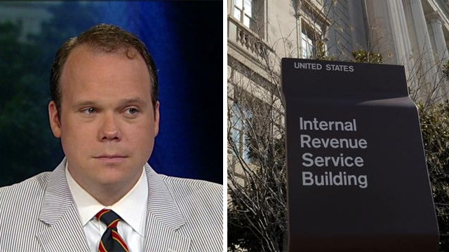 IRS agent claims agency still targeting conservative groups