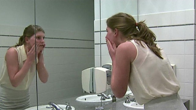 Dermatologists: Pimples are starting younger