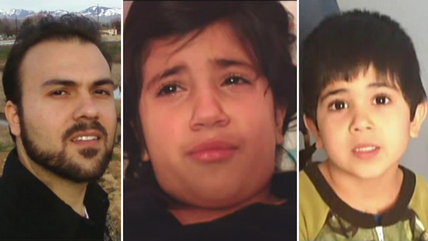Naghmeh Abedini speaks out on decision to release emotional video of kids