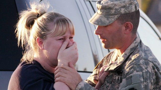 Christians in the military barred from expressing faith