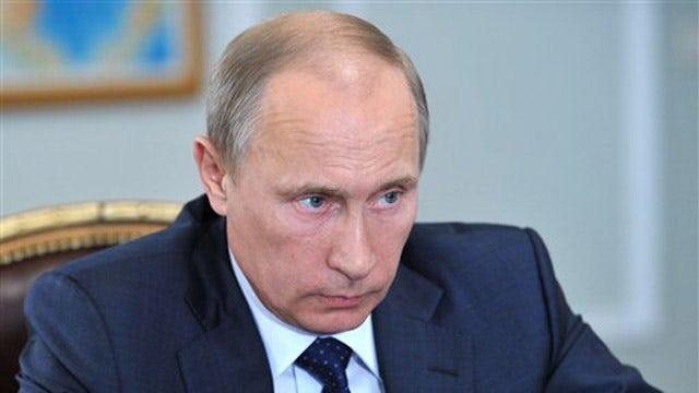 Pushing Putin's buttons