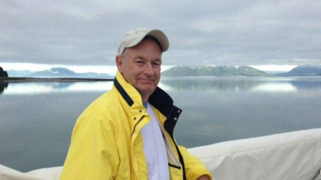 Bill's trip to Alaska