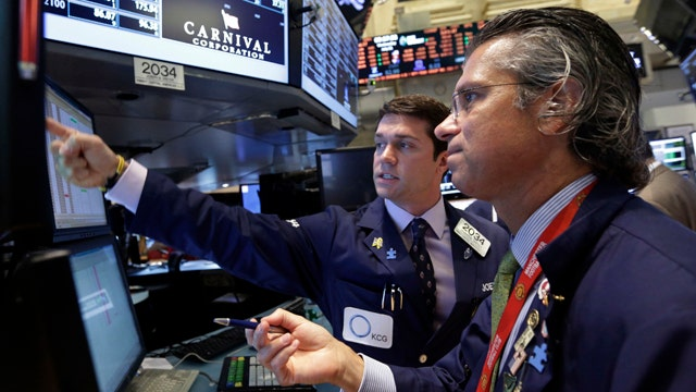 Wall Street woes?