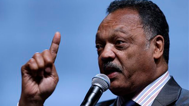 Jesse Jackson weighs in on Florida school bus beating