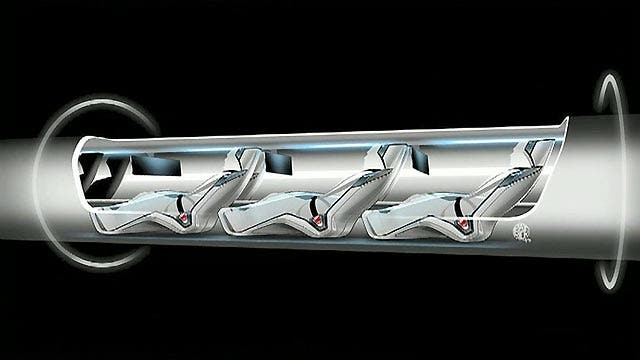 Are we ready to ride the 'Hyperloop' into the future?