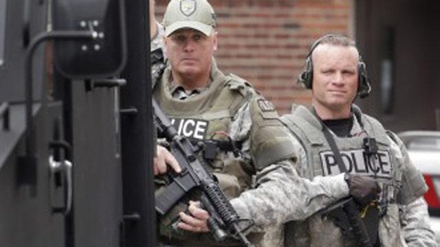Law enforcement debate: Rise of the 'warrior cop'