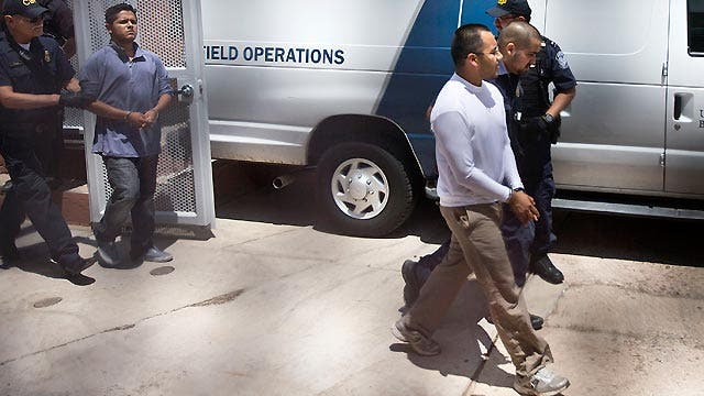 Surge of asylum requests overwhelming immigration agents?