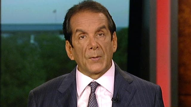 """Krauthammer On Democrats """"Owning"""" Obamacare"""