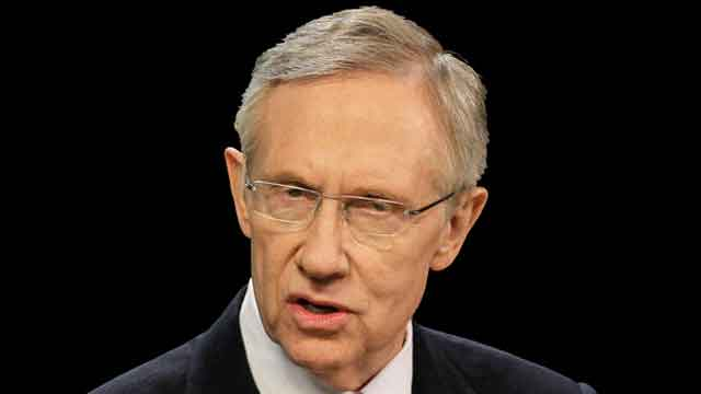 Race-baiting from Harry Reid?