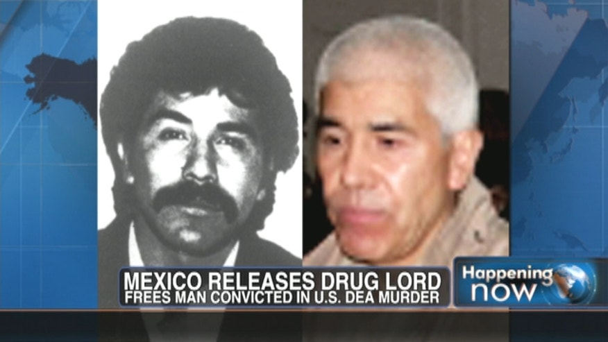 The Obama administration said that it's working with Mexico to bring new charges against recently released drug lord Rafael Caro Quintero.