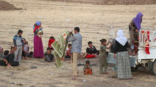 Should Obama step up support for Christians in Iraq?