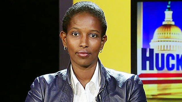Exclusive: Ayaan Hirsi Ali on Israel, Hamas conflict