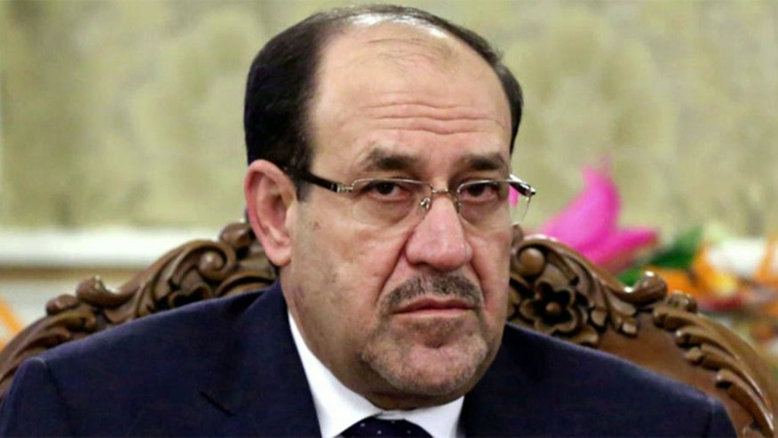 Iraqi PM tells army to stay out of politics