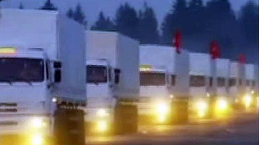 280 aid trucks won't be allowed into Ukraine