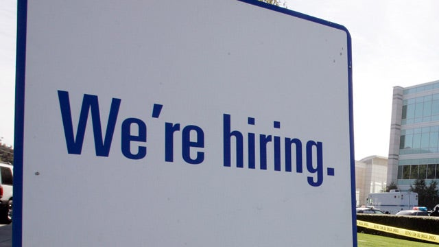 Who's hiring? Top 5 companies looking for help this week