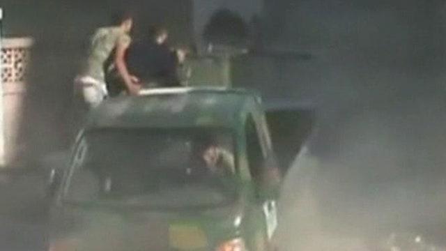 Report: Iraq's Al-Qaeda affiliate expands in Syria